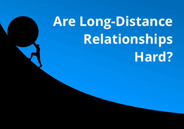 Are Long-Distance Relationships Hard?