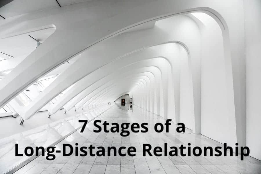 7 Stages of a Long-Distance Relationship