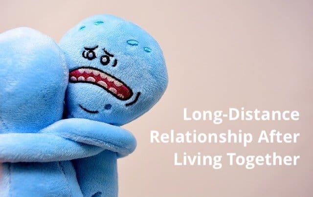 Long-Distance Relationship After Living Together