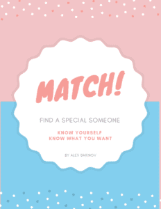 Find Your Special Someone Workbook