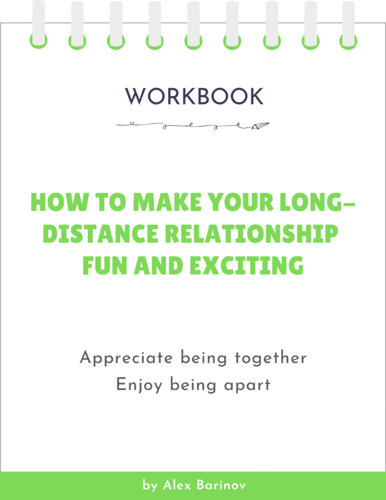 How to Make Your Long-Distance Relationship Fun And Exciting